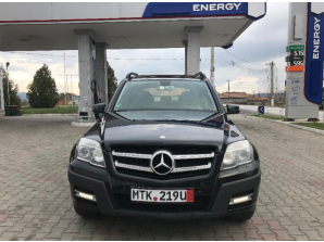 Mercedes-Benz AWG GLK250 CDI 4MATIC